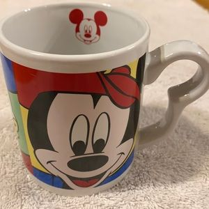 Mickey Mouse Disney Mug Donald Goofy
